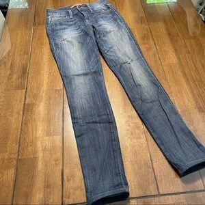 Joe's Jeans Midrise Skinny 24
